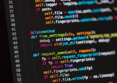 Full Stack Web-Entwickler/Programmierer