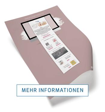Plietsch Newsletter Flyer